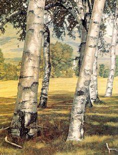 American Painter Luigi Lucioni (1900-1988)