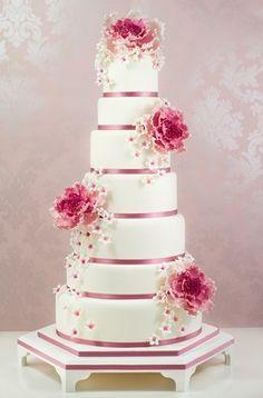 Peony and cherry blossom cake.jpg