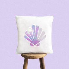 almofada concha - decoração sem marca