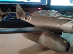 Hobbycraft me262 Me262, Hobbies And Crafts, Fighter Jets, Camo, Aircraft, Camouflage, Aviation, Military Camouflage, Planes