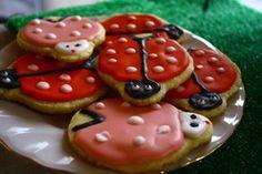 Cookies mariquitas