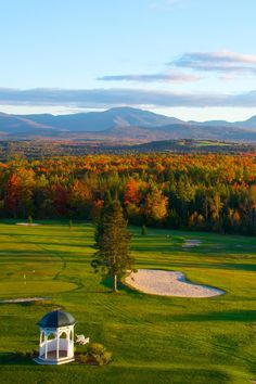 Mountain View Grand Resort in New Hampshire