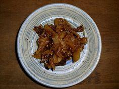 超簡単ポカポカ生姜の佃煮の作り方 | nanapi [ナナピ]