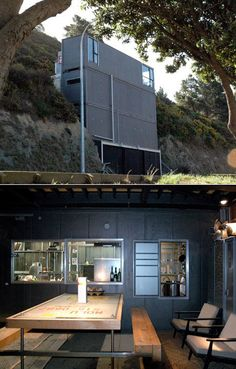 10 Coolest houses made drone recycled shipping containers