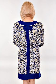 Платье Д2071 Размеры: 46-54 Цена: 630 руб.  http://odezhda-m.ru/products/plate-d2071  #одежда #женщинам #платья #одеждамаркет