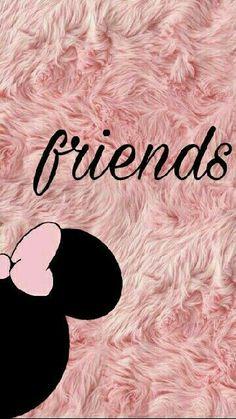 Best Couple Wallpaper For Phone & Desktop 2020 Mickey Mouse Wallpaper, Cute Disney Wallpaper, Cute Wallpaper Backgrounds, Tumblr Wallpaper, Cute Wallpapers, Iphone Wallpapers, Best Friend Wallpaper, Couple Wallpaper, Bild Girls