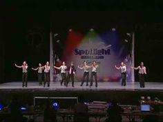"Alex Greenlee Group Tap Dance ""Wonderwall"" - YouTube"