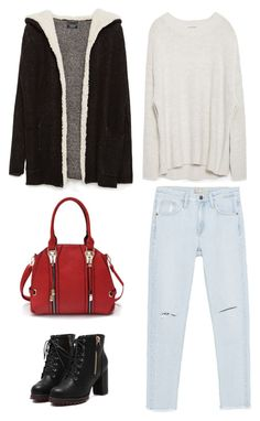 """""""And then a bit"""" by biaarizi1003 on Polyvore featuring Zara"""