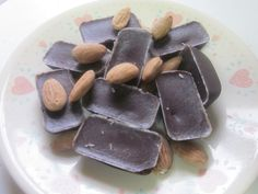 Chocolate Coconut Cubes (Candida Diet Allowed). Use xylitol instead