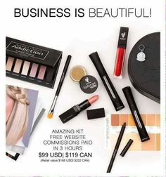 The new Younique Presenters Kit available as of September 1st! To join my team and be one of the Y sisterhood, a group of gals making the world a more beautiful place by uplifting, empowering and validating women, send me a Pinterest message or visit https://www.youniqueproducts.com/LoriHW