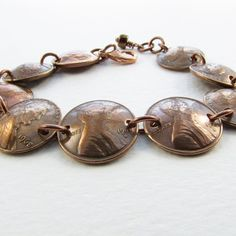 Penny - next up, learn how to make a domed | http://women-s-jewelry-250.blogspot.com