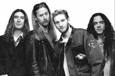 Alice In Chains, Axl Rose, Mike Inez, Mike Starr, Grunge, Black Hole Sun, Gypsy Jazz, Jerry Cantrell, Mad Season