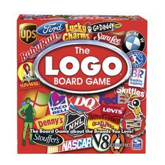 Logo Board Game - I LOVE this one!