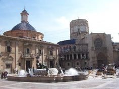 Best Vacation ever- Valencia