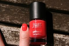 just cosmetics gelicious nail polish be a starlet
