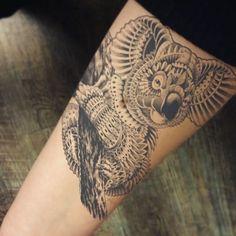 Download Free koala tattoo koala tattoos tätowierungen körperkunst sexy tattoos ... to use and take to your artist.