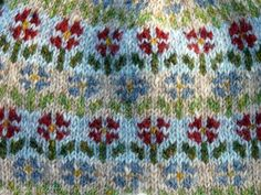 Pretty projects here with links to free fingerless glove patterns