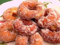 Upload your photo Recipe Rosquitas Denisse Write comment about Denisse Rosquitas judith I liked it I'll do it right away chiki I'm Mexican Food Recipes, Sweet Recipes, Dog Food Recipes, Cooking Recipes, Beignets, Plats Latinos, Argentina Food, Argentina Recipes, Spanish Dishes