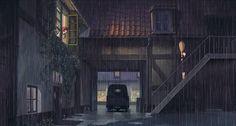 株式会社スタジオジブリ: Dawn/Morning/Evening/Night - Kiki's Delivery...