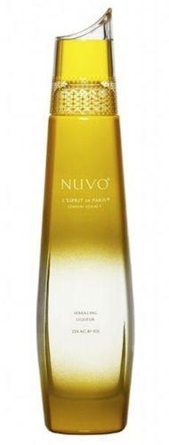 Nuvo Sparkling Liqueur - Nuvo Lemon Sorbet. Nice bottle PD