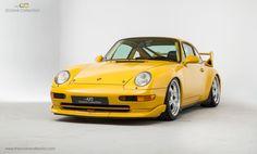 1996 Porsche 911 / 993 Cup - Carrera Cup | Classic Driver Market