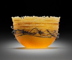 Kiln Cast Glass Gallery - Patty Roberts