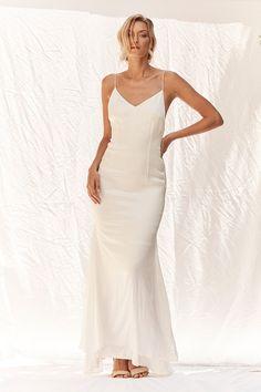 321ccb59a84cc0 Apollo Bridal Gown - No Train - 100% Silk Gown