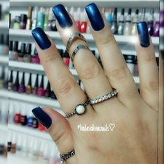 "Azul lindoooo apaixonante Babadeiroooo minhas Divasss   Ameiii  Esmalte ""Coleção #mesentindo"" Poderosa "" @topbeautyoficial  Esse é    #recife #saopaulo #riodejaneiro #maceio  #minasgerais #londres #makebrasil #makeup #esmaltadasdodia #brasilianblogger #blogueirasnordeste #unhasarrumadas #unhaslindas #unhasoriginais #esmaltes #saopaulo #riodejaneiro #scra2ch #blogueiraspe #nailspolish #dicasdeunhasbr #manicure #blogueirasrecife #recifeblog #instadeunhas #bijouxonline #milesmalteseumdesafio…"