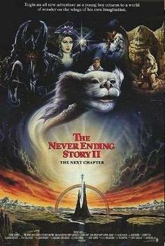 The neverending story. II, 2 / The next chapter [Videoupptagning] = Den oändliga historien. directed by: George Miller ... Bygger på en roman av Michael Ende ... #dvd #film