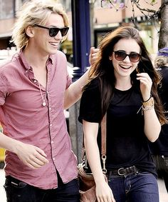 Jamily = Cutest couple ever!!