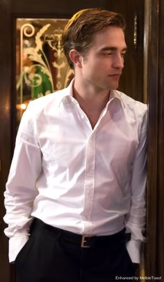 MelbieToast enhanced screencap from Cosmopolis {gorgeous Eric Packer}