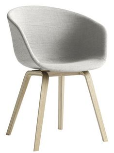 About a chair AAC 23 Sessel – Stoff – 4 Füße – Hay