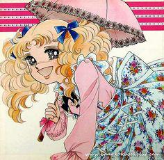 """""""Candy Candy"""" series by manga artist Yumiko Igarashi."""