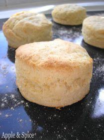 Apple & Spice: Go Gluten Free! Event & Gluten Free Sour Cream Scones