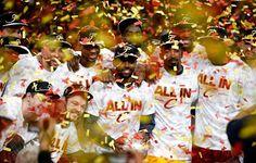 LeBron, Cavaliers Rule East & Earn NBA Finals Spot by Sweeping Hawks