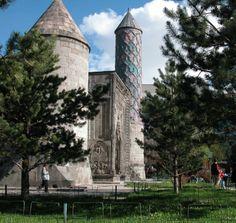 Yakutiye Medresesi, Erzurum, Türkiye