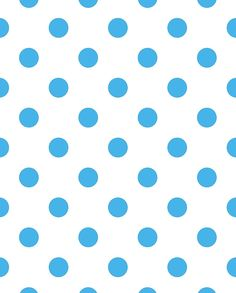 cute, blue,polka dots, white background,moder,trendy,contemporary art,girly