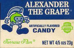 Alexander the Grape!