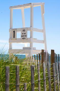 Cape Cod Life Guard Chair   © Christopher Seufert Photography  http://www.CapeCodPhoto.net