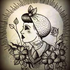 Resultado de imagem para old school tattoo art