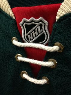 Our favorite jerseys... #mnwild #trickpics