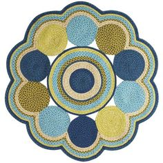 Catalina Cove YoYo Braid Rug For The Downstairs Bath · Patio RugsOutdoor ...