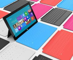 Could Microsoft's Surface be the perfect tablet for writers? | DVICE