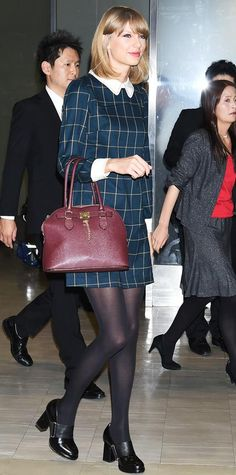 69 Reasons Why Taylor Swift Is a Street Style Pro - November 4, 2014 from #InStyle