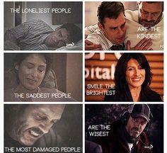 Dr. House, dr. Wilson, dr. Cuddy