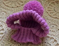 Sombrero sombrero de perro perro pequeño por LyudmilaHandmade