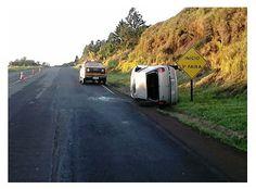 BLOG DO MARKINHOS: Ladrões ferem motorista para roubar Pálio e capota...
