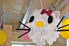 Hello Kitty Birthday Party   Sweet Little Peanut