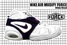 Nike Air Modify Force - Picked up a bargain in Brighton way back in the 90's