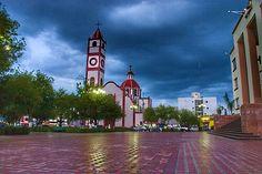 Ciudad Victoria, Tamaulipas, México.